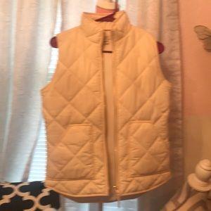 JCrew puffer jacket